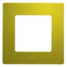 Рамка 1 пост Etika зелёный папоротник, артикул 672541