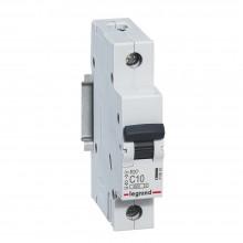 Выключатель дифференциального тока RX3 4,5кА 10А 1П C, артикул 419662  Legrand