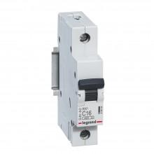 Выключатель дифференциального тока RX3 4,5кА 16А 1П C, артикул 419664  Legrand