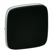 Valena ALLURE.Лицевая панель для выключателей одноклавишных.Антрацит, артикул 755008