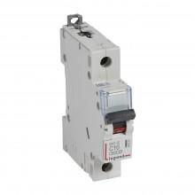 Автоматический выключатель DX³-E 6000, 6 кА, тип характеристики C, 1П, 230/400 В~, 10 А, 1 модуль, артикул 407261  Legrand