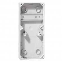 Основание - P17 Tempra Pro - для лицевых панелей 280x125 - накладной щит, артикул 057711