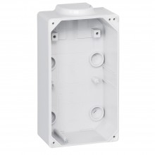 Основание - P17 Tempra Pro - для лицевых панелей 220x125 - накладной щит, артикул 057710