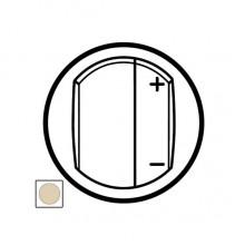 Лицевая панель Программа Celiane светорегуляторы Кат. № 0 670 80/82/83 слоновая кость, артикул 066250