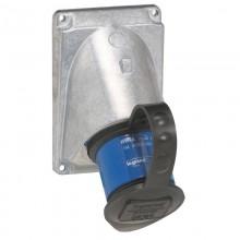 Резиновая защитная заглушка - P17 Tempra Pro - для накладных и мобильных вилок 2К+З, 16 A, артикул 052125
