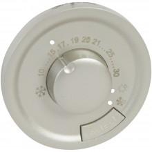 Лицевая панель Программа Celiane комнатный термостат Кат. № 0 674 00 белый, артикул 068540