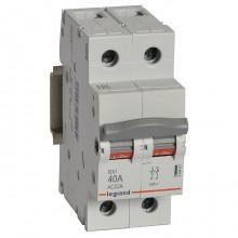 RX3 Выключатель-разъединитель 40А 2П