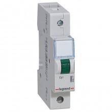 Моноблочный индикатор - 1 лампа - зеленая - 1 модуль