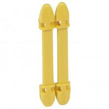Держатель маркеров Duplix - 7 символов - желтый