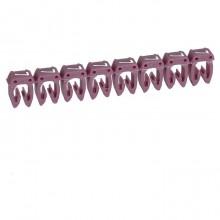 Маркер CAB 3 - для кабеля 0,5-1,5 мм² - цифра 7 - фиолетовый