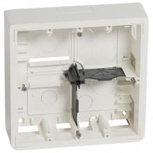 Mosaic Коробка накладная 2х5 или 2х2х2 мод. 50 мм для суппорта арт. №080264