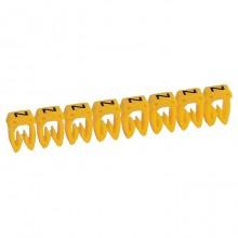 Маркер CAB 3 - для кабеля 0,5-1,5 мм² - заглавная буква Z