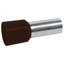 Наконечник Starflix - россыпью - для кабелей сечением 25 мм² - чёрный