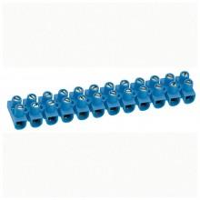 Клеммный блок Nylbloc - сечение 10 мм² - синий
