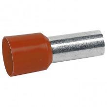 Наконечник Starflix - россыпью - для кабелей сечением 10 мм² - коричневый