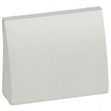 Накладка на вывод кабеля Legrand GALEA LIFE, жемчужно-белый, 771585