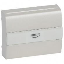 Накладка на карточный выключатель Legrand GALEA LIFE, жемчужно-белый, 771554