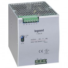 1-фазный Импульсный источник питания 24В 960Вт 40A
