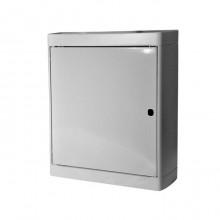 Распределительный шкаф Legrand Nedbox, 24 мод., IP40, навесной, пластик, дверь, с клеммами, 601257