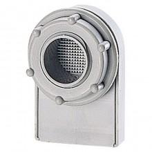 Вентиляционная решётка для щитков - IP44 - IK08 - диаметр отверстия 30,5 мм