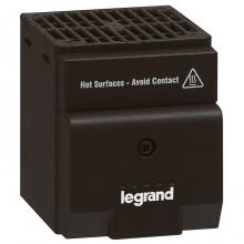 Электрический нагреватель - с пульсирующим потоком воздуха 230 В~ - класс II - IP20 - 350 Вт - 12 А