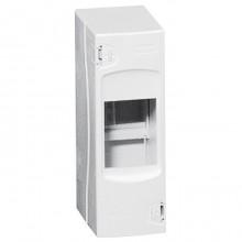 Распределительный шкаф Legrand Mini S, 2 мод., IP30, навесной, пластик, дверь, 001302