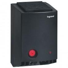Электрический нагреватель - 230 В~ - класс II - 350 Вт - 7.5 A - термостат 0-60 С° с подсветкой - ра