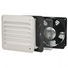 Вентилятор 30/160 м³/ч - 230 В - 50/60 Гц - RAL 7032