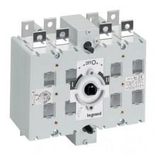 Реверсивный рубильник Legrand DCX-M 315А 3P, фронтальное исполнение, 431107