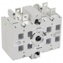 Реверсивный рубильник Legrand DCX-M 400А 3P, фронтальное исполнение, 431108