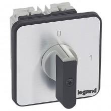Кулачковый переключатель Legrand PR 26, 2 позиции, 16А, 027416