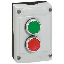 Кнопочный пост Legrand Osmoz, 2 кнопки, 024230