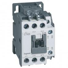 Контактор Legrand CTX³ 3P 12А 690/24В DC 7.5кВт, 416091