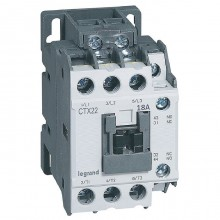 Контактор Legrand CTX³ 3P 18А 690/230В AC 7.5кВт, 416106