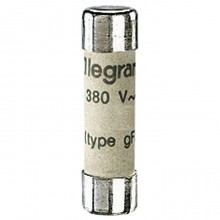 Промышленный цилиндрический предохранитель - тип gG - 8,5x31,5 мм - без индикатора - 6 A