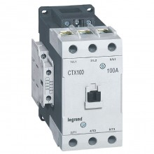 Контактор Legrand CTX³ 3P 100А 690/230В AC 55кВт, 416226