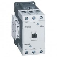 Контактор Legrand CTX³ 3P 100А 690/230В AC 55кВт, 416236
