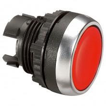 Головка кнопки Legrand Osmoz 22.3 мм, IP66, Красный, 023841