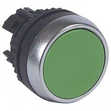 Головка кнопки Legrand Osmoz 22.3 мм, IP66, Зеленый, 023842