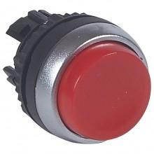 Головка кнопки Legrand Osmoz 22.3 мм, IP66, Красный, 023851