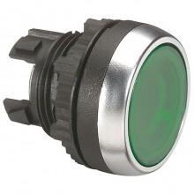 Головка кнопки Legrand Osmoz 22.3 мм, IP66, Зеленый, 024002