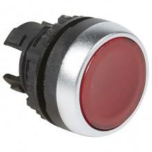 Головка кнопки Legrand Osmoz 22.3 мм, IP66, Красный, 024001