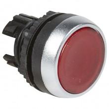 Головка кнопки Legrand Osmoz 22.3 мм, IP66, Красный, 024021