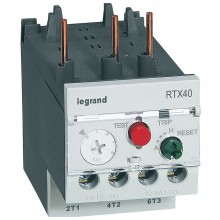 Реле перегрузки тепловое Legrand RTX³ 28-40А, класс 10A, 416677