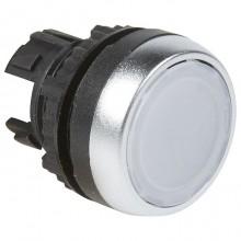 Головка кнопки Legrand Osmoz 22.3 мм, IP66, Белый, 024000