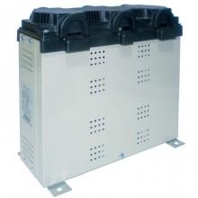 Вакуумированный конденсатор Alpivar2 - 6 клемм - тип Н - 400 В - без крышки - 50 квар