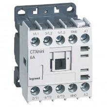 Контактор Legrand CTX³ 3P 6А 690/230В AC 3кВт, 417006