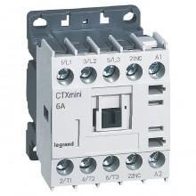 Контактор Legrand CTX³ 3P 6А 690/230В AC 3кВт, 417016