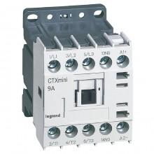 Контактор Legrand CTX³ 3P 9А 690/24В DC 4кВт, 417021