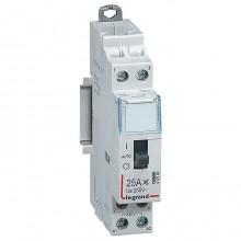 Модульный контактор Legrand CX³ 2P 25А 250/230В AC, 412500